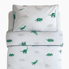 Dinosaur Duvet Cover Set - Single