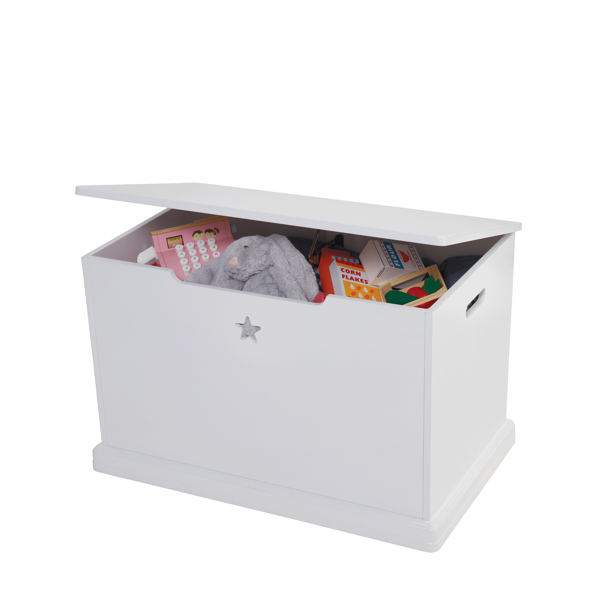 Star Bright Toy Box Home > Storage > Toy Boxes GLTC