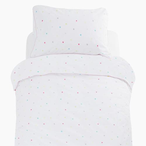 Confetti Spot Duvet Cover Set - Single.