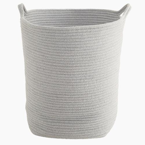 Rope Storage Tub, Grey.