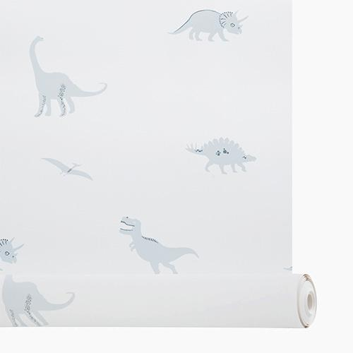 Children's Wallpaper, Dinosaur.