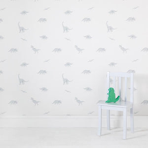 Children's Wallpaper, Dinosaur