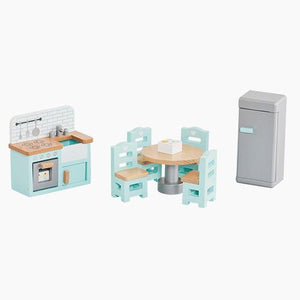 Dolls House Furniture - Kitchen Home > Toys > Dolls House Range G.L.T.C Limited