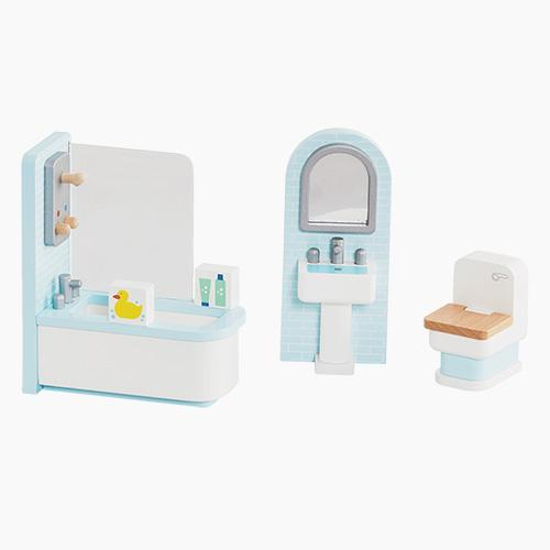 Dolls House Furniture - Bathroom Home > Toys > Dolls House Range G.L.T.C Limited