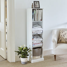 Rope Storage Basket, Ivory & Grey
