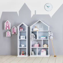 Townhouse Bookcase, Cloud Grey Home > Storage > Bookcases & Bookshelves G.L.T.C Limited