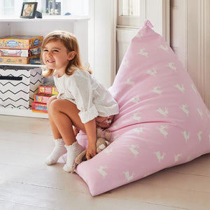 Washable Bean Bag, Bunny Hop
