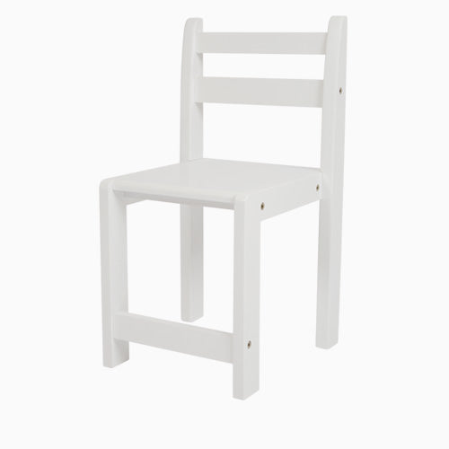 Pied Piper Toddler Chair, White.
