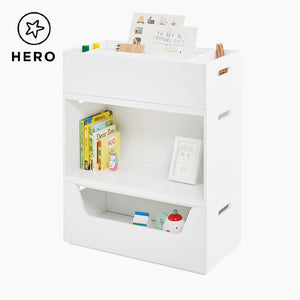 Rackham Storage Set 1 (Toy Box, Book Shelf & Tray)