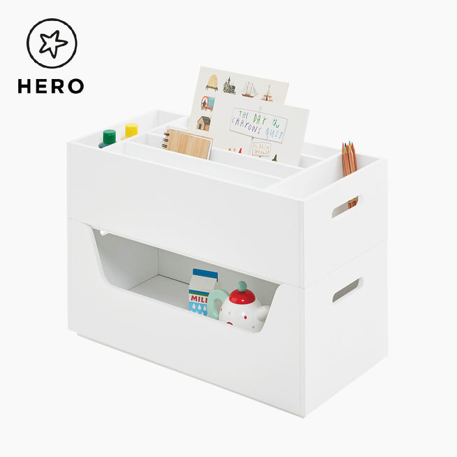 Rackham Storage Set 2 (Toy Box & Tray) Home > Storage > Stacking Storage GLTC