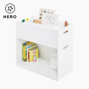 Rackham Storage Set 3 (Book Shelf & Tray)