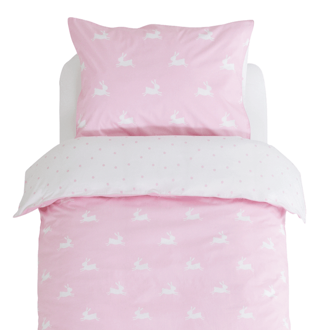 Bunny Hop Duvet Cover Set - Toddler