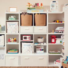Alba Playroom Storage, Narrow Toy Box Base