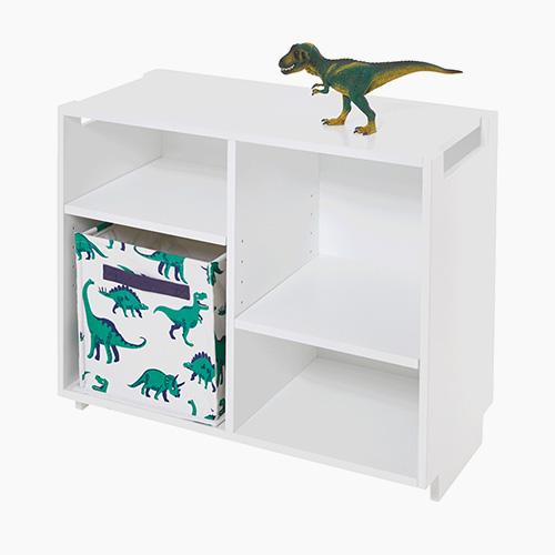 Alba Playroom Storage, Regular Divider Shelves