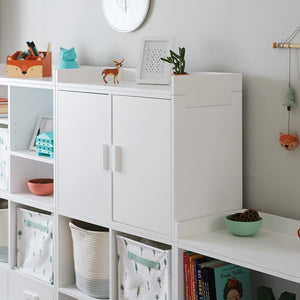 Alba Playroom Storage, Regular Cupboard