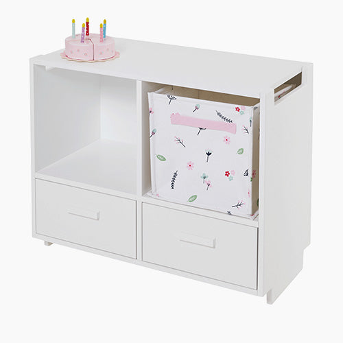 Alba Playroom Storage, Regular Double Drawer