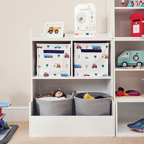 Alba Playroom Storage, Regular Tall Base