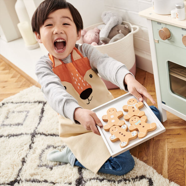 Child's Apron, Mr Fox.