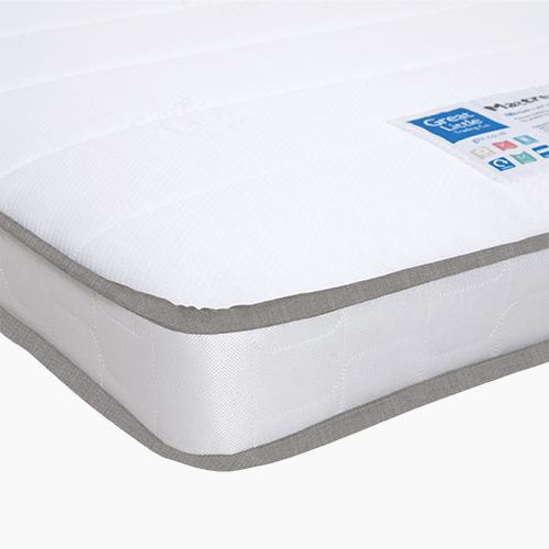 Truckle Mattress (Euro single)