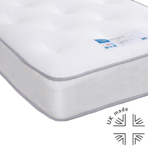 Luxury Mattress, Extra Deep (UK Single)