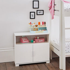 ivory kids' toy storage