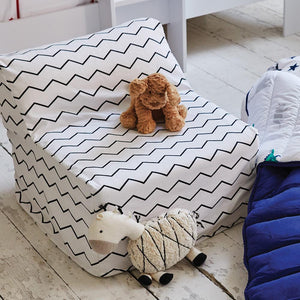 Chair Bed, Zigzag