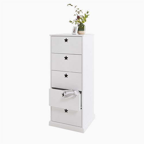Star Bright Chest of Drawers - Tall