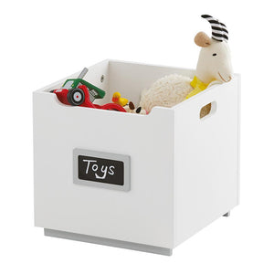 Barbican Toy Storage Box, Grey