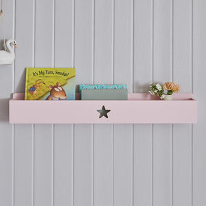 Star Book Ledge, Shell Pink