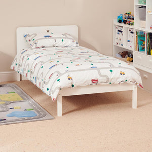 Star Bright Bed with Classic All Rounder Mattress, UK Single
