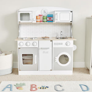 Marshmallow Play Kitchen