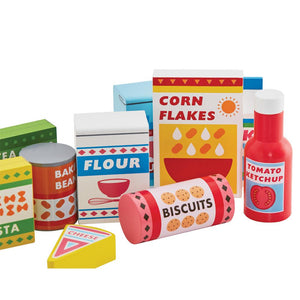 Toy Grocery Set