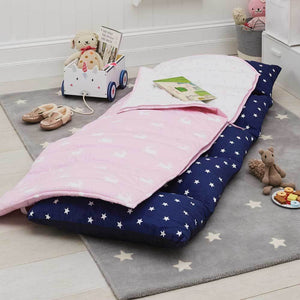 Bed in a Bag, Navy Stardust