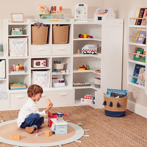 Alba Storage Set 3 (Corner)