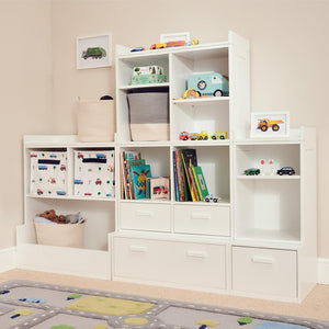 Alba Storage Set 5 (Regular)