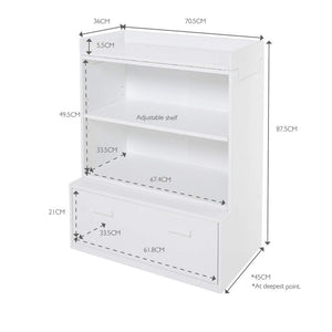 Alba Storage Set 8 (Regular)
