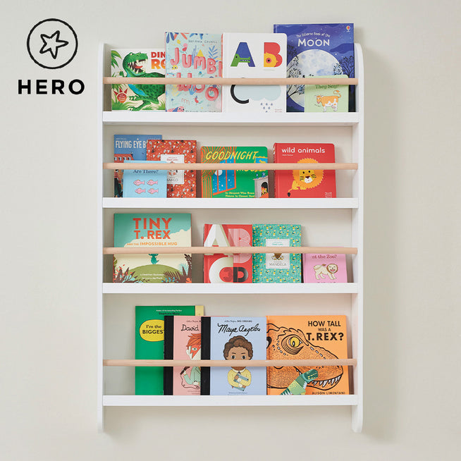 check out e84de 1c5e3 Children's Bookcases & Bookshelves | Great Little Trading Co.