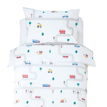 On the Road Bedding Set - Single
