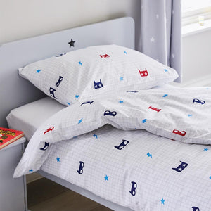 Superhero Bedding Set - Single
