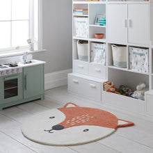Children's Animal Rug, Mr   Fox
