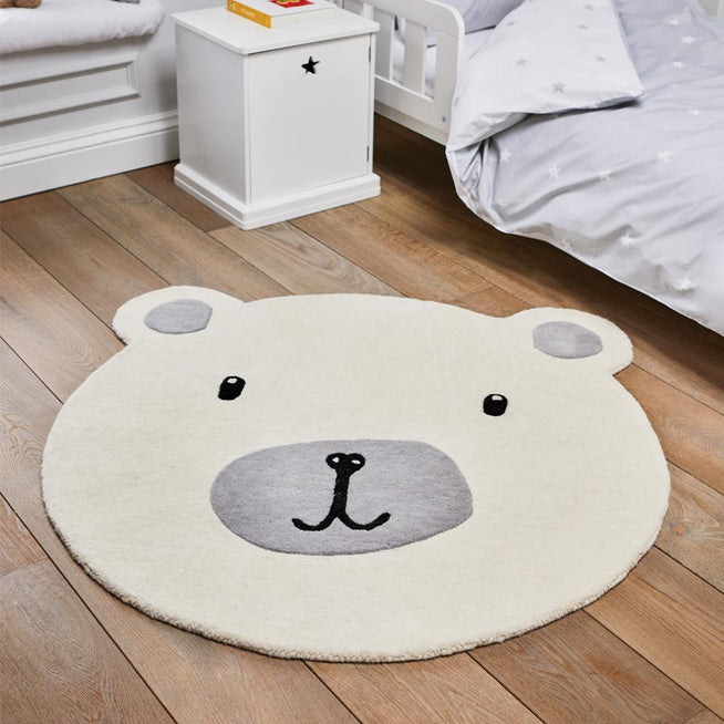 Children's Animal Rug, Mr   Bear