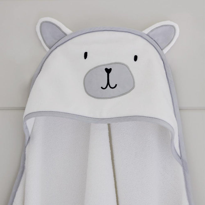 Hooded Towel, Mr  Bear