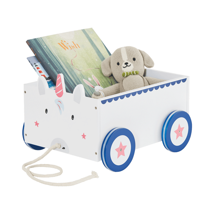 Book Cart, Unicorn