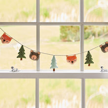Felt Garland, Woodland Animals