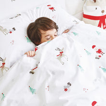 Christmas Bedding Set - Single