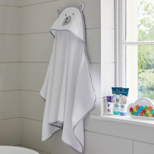 Personalised Hooded Towel, Mr  Bear