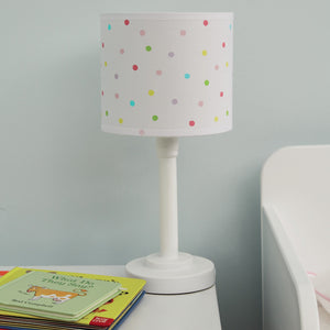 Children's Lamp, Confetti Spot