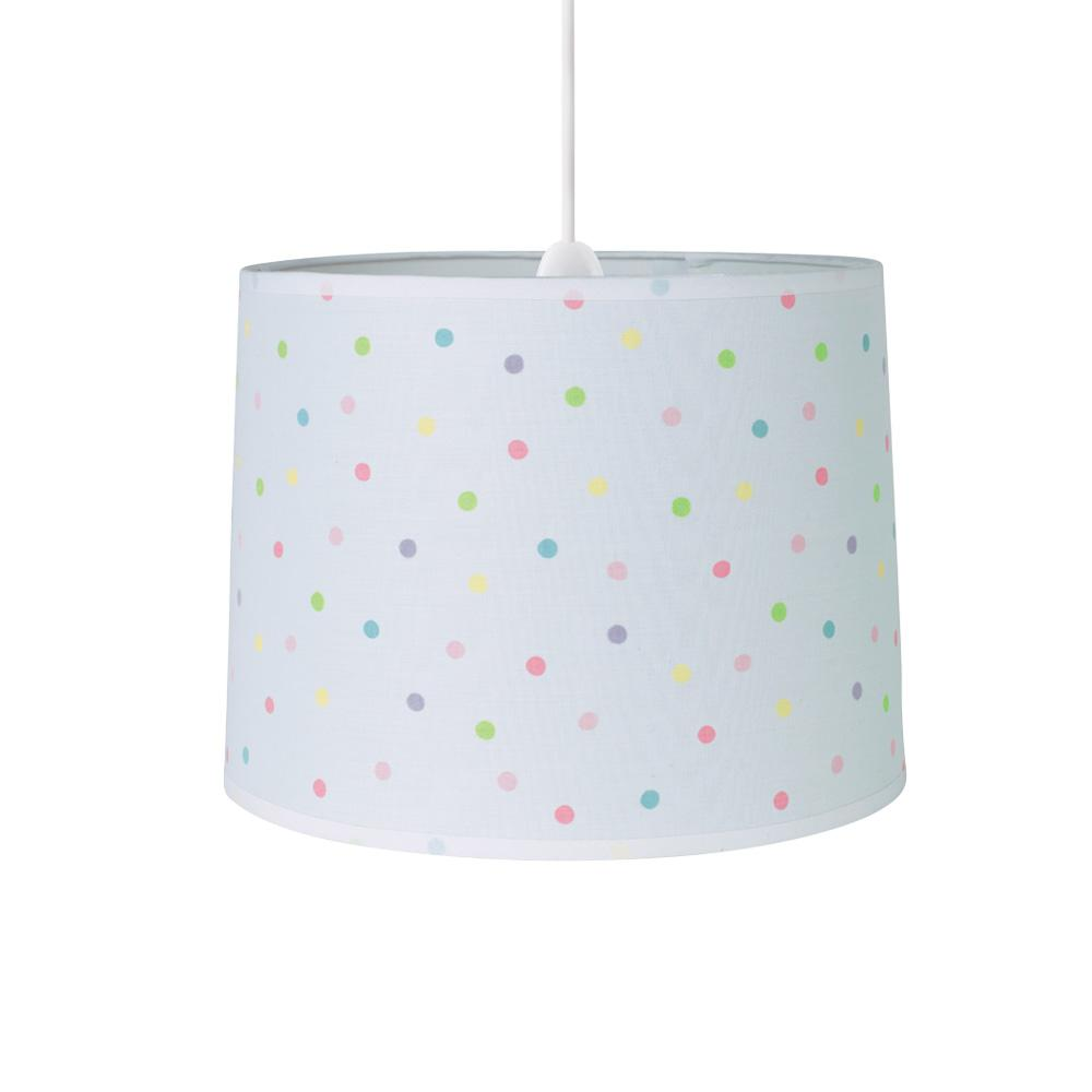 Easy Fit Ceiling Lamp Shade Confetti Spot Great Little Trading Co