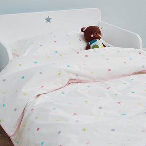 Confetti Spot Bedding Set - Toddler