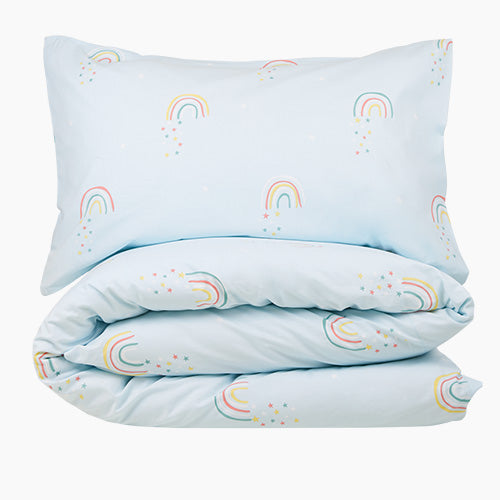 Rainbow Bedding Set - Single